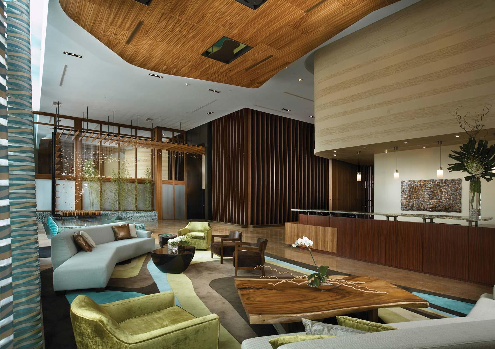 Apogee Beach Condos In Hollywood Florida Lobby Sales By Brosda Bentley 786